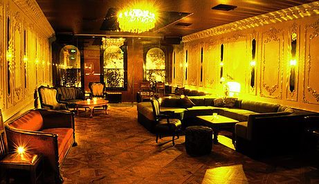Oxford Circus Management champagne bar