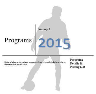 Programs Guide