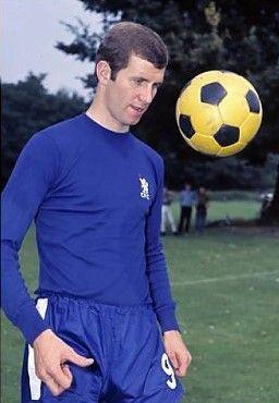 Peter Osgood Chelsea 1969