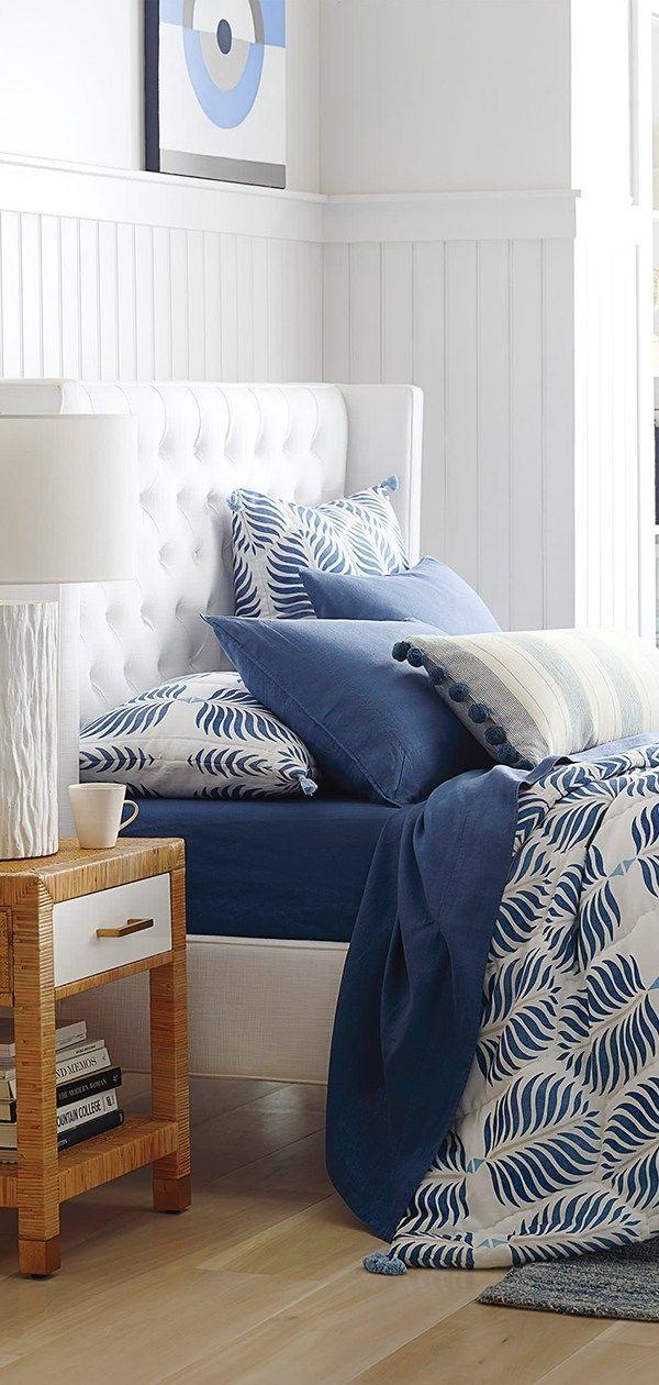 Modern Coastal Design How To Create A Contemporary Coastal Style Luxury Bedding Linen Sheet Sets Decor