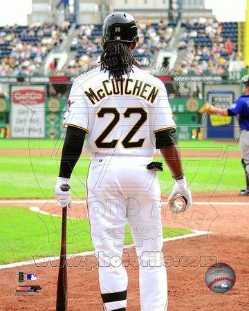 Pittsburgh Pirates - Andrew McCutchen Photo