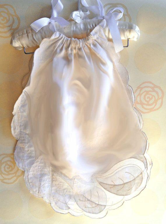Baby girl vintage dress