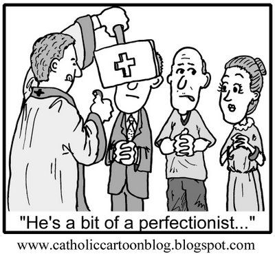 A little Ash Wednesday humor
