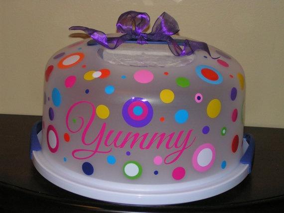cake carrier!