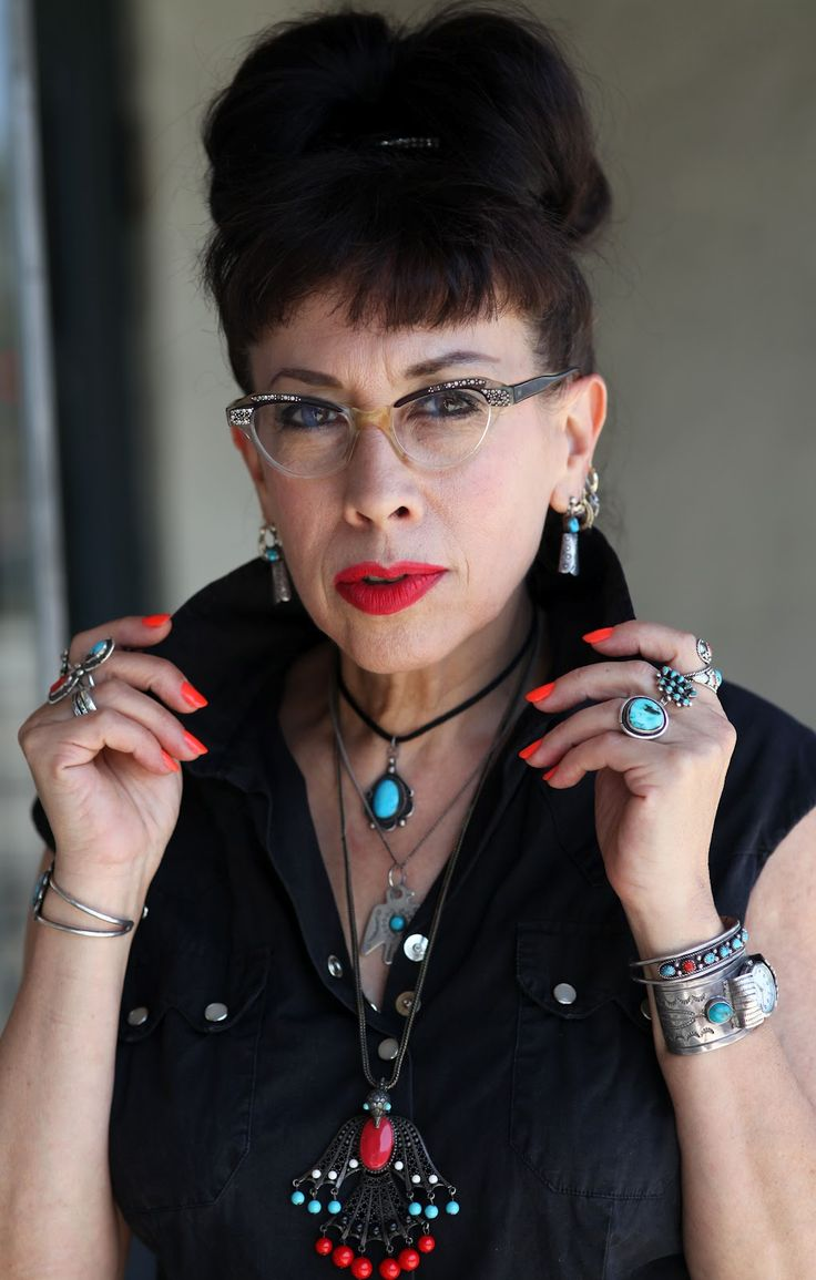http://advancedstyle.blogspot.com/2012/08/rockabilly-los-angeles.html: Advanced Style Blog, Pearls Harbor, Older Woman, The Angel, Style Icons, Gates, 60, Age Grace, Woman Style