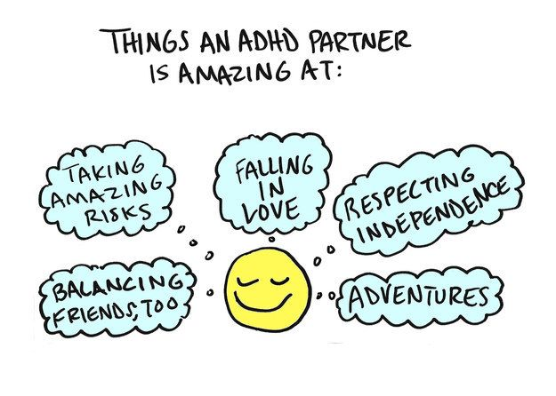 Someone dating tips adhd for with Dating Someone