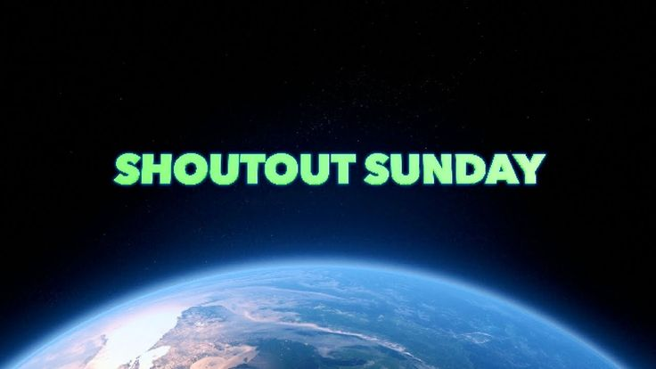 SHOUTOUT SUNDAY # 9#GAIN SUBS #GROW YOUR CHANNEL Shoutout Sunday #9 #GAIN SUBS FAST #HOW TO GET SUBSCRIBERS ON YOUTUBE Hi guys!Welcome back to another episode of my Shoutout SundayPlease subscribe to these winners and turn ON their notificationsstay active on their channel by liking and commenting on their videos so you can get the chance to win my next Shoutout Sunday.Thanks and see you on my next video THE WINNERS CHANNEL NAMES:  AE NO COPYRIGHT BEST HITS…