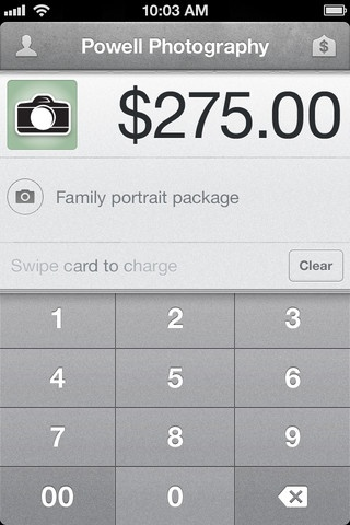 Accept credit cards and cash on your iPhone, iPad or iPod touch with your free Square Card Reader.