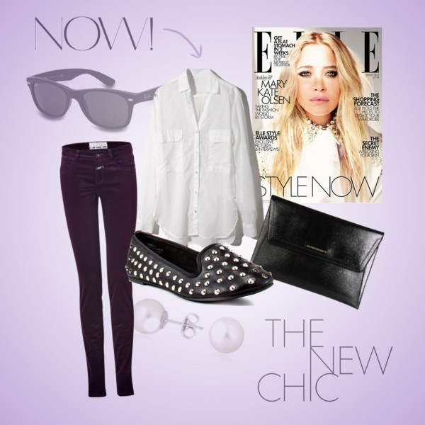 """""""Chic"""" by kmii-f on Polyvore"""