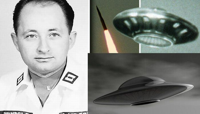 Un antiguo capitán de la Fuerza Aérea de Estados Unidos ha roto una promesa de guardar silencio sobre un extraordinario incidente OVNI qu...