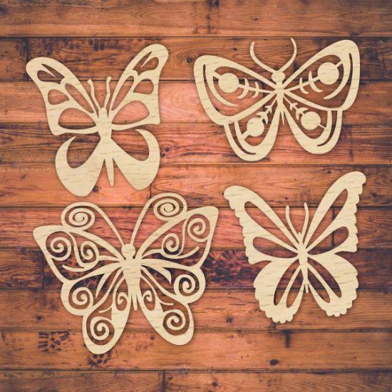 Best Scrollsaw Butterflies Images On   Butterflies