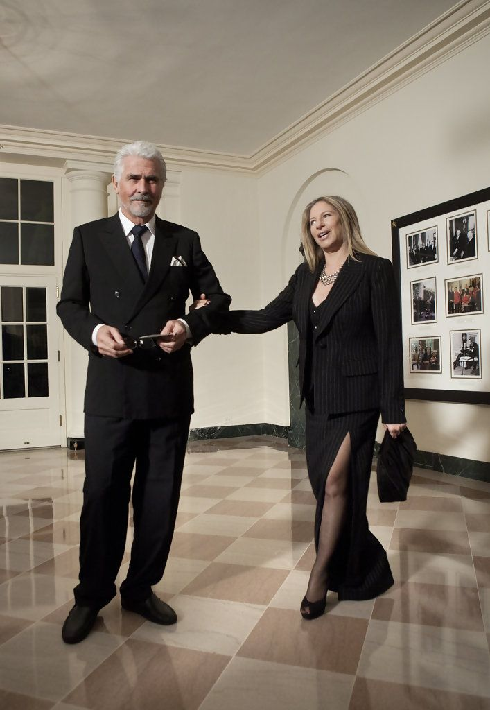 Barbra Streisand Photos: Guests Arrive At State Dinner For Chinese President Hu Jintao At White House