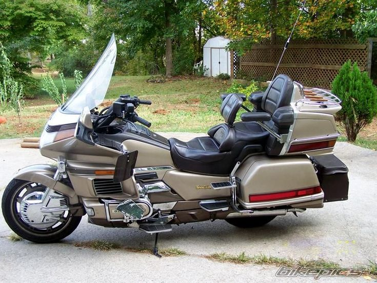 89 Best Images About Gl1500 Pics On Pinterest