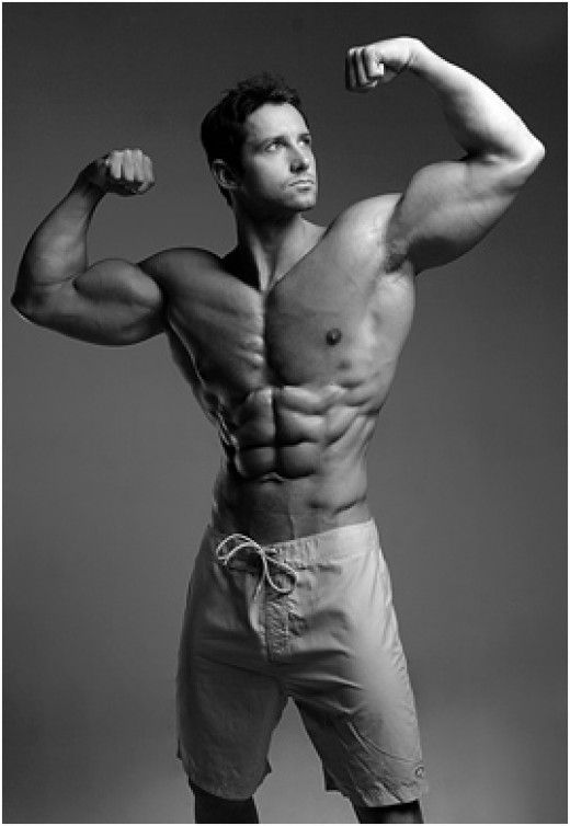 Bodybuilding muscle mass