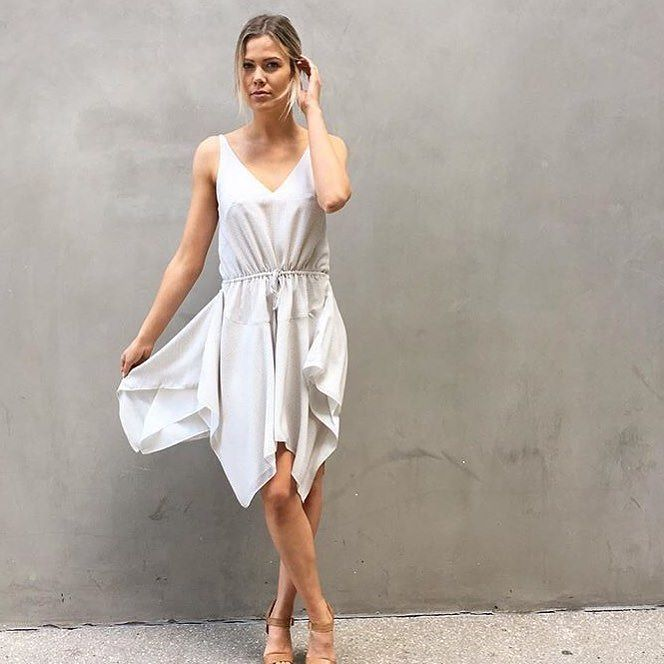 Perfect Christmas Day dress  Shop the @shonajoy2026 'Catalina' Dress in store & online with @afterpay.au  Rg via @monalisathestore  #shonajoy #lookbook#lookbookboutique #fashionblogger #fashion #shoplocal #afterpay #afterpayit