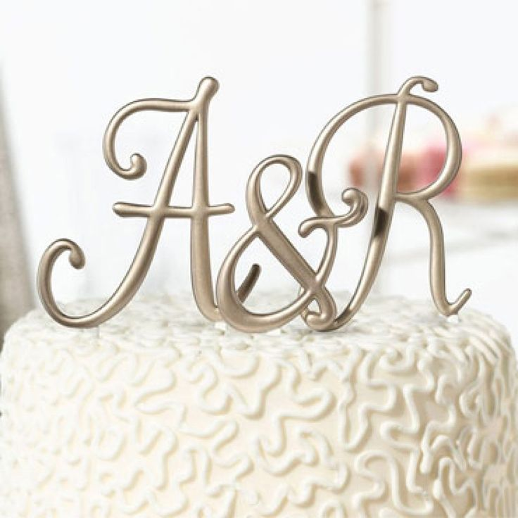 monogram wedding cake toppers michaels best 25 letter cake toppers ideas that you will like on 17526