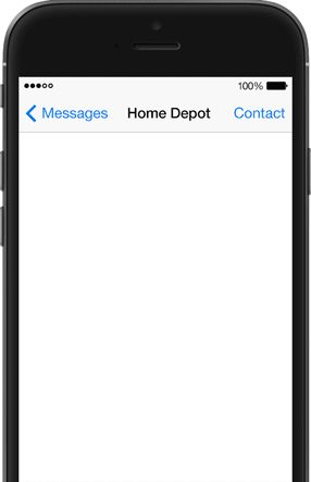 Sign up for Home Depot text offers as you'll snag a $5 off $50+ in-store purchase mobile coupon