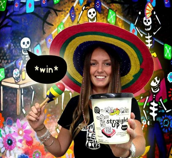 tell us what makes your amigo epic, tag 'em in Facebook & you'll be in to win 1 of 3 #luckyamigo fiesta packs* #nobull since launching our #luckyamgio www.thecollective.kiwi/luckyamigos  *fiesta packs include: all ingredients for the Straight Up Spicy Avocado Cream, 2 maracas & a sombrero. Winners announced in TWTW 23rd January. this giveaway is in no way sponsored, endorsed or administered by, or associated with, Facebook. NZ residents only.