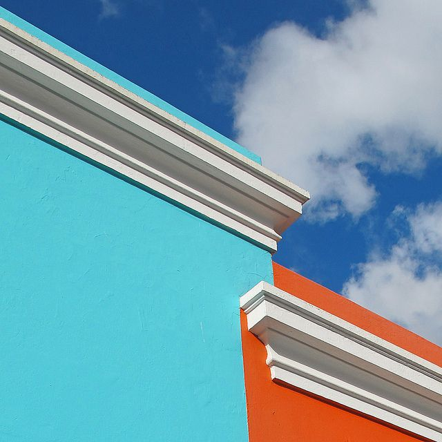 Bo-Kaap house detail | Flickr - Photo Sharing!