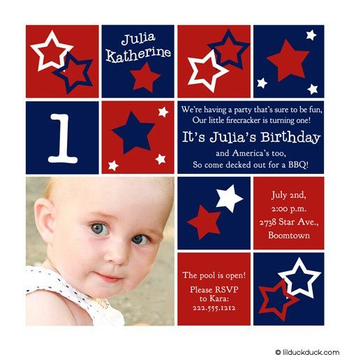 4 of july birthdays