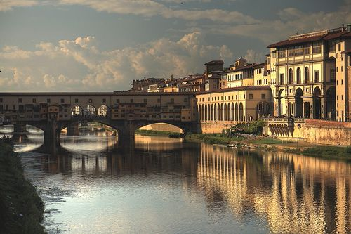 Loved the Ponte Vecchio!