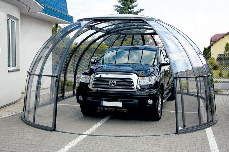 Хранение автомобиля под открытым небом.  В связи с постоянно увеличивающимся…