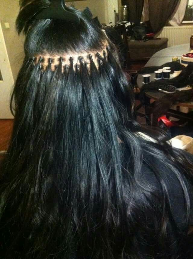 1000+ ideas about Black Hair Extensions on Pinterest ...
