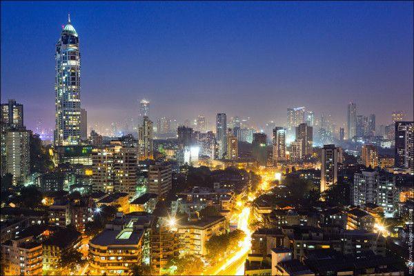 Mumbai Sky View