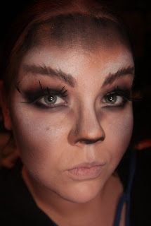 Female Wolf Makeup - Bing Images