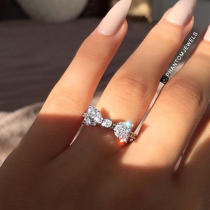 Diamond Rings For Small Fingers