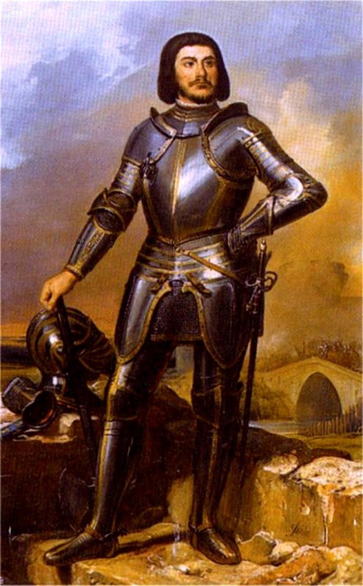 Gilles de Rais (1404-1440)  the perverted son.. the holy man