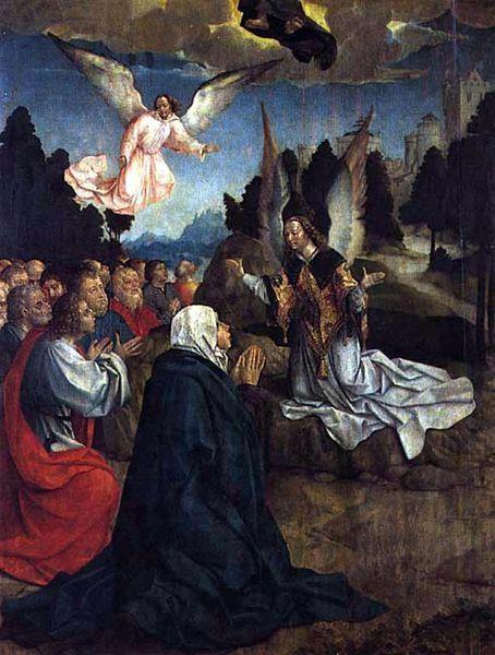 Frei Carlos:Ascensão, c. 1530. Museu Nacional de Arte Antiga