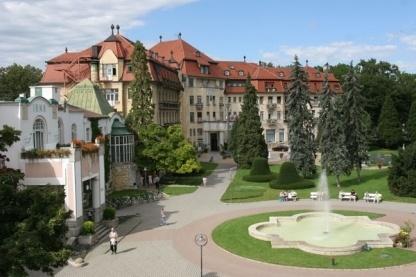 Thermia Palace, Slovakia