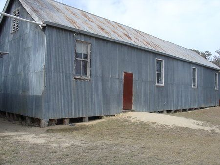 pics of tin homes   Christmas in a tin shed - ABC New England North West NSW - Australian ...