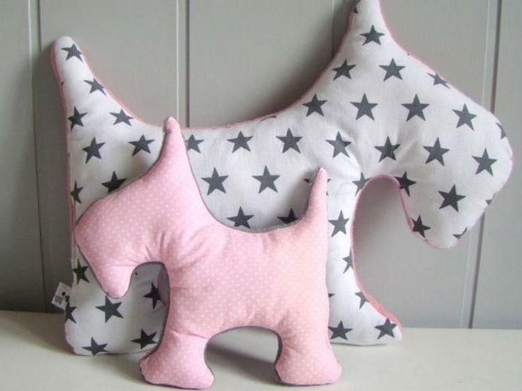 Tutoriale DIY: Cómo hacer cojines con forma de animales vía DaWanda.com