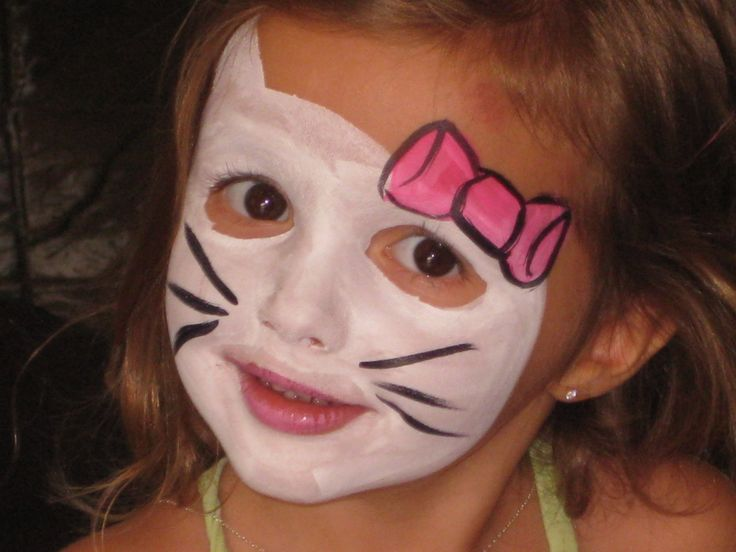 Face Painting On Pinterest Designs Paint And Simple