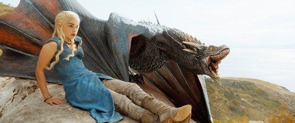 Game of Thronesta ejderhalar büyüyor