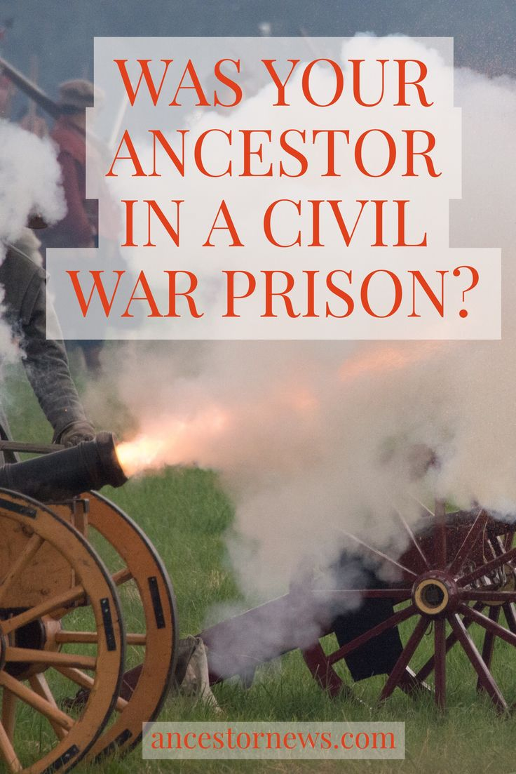 Was your ancestor in Andersonville or on board the Sultana? My article has links to free databases to help in your Civil War research.