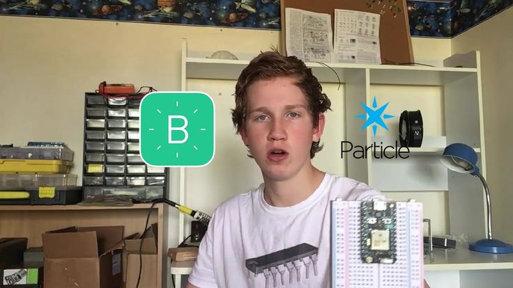 Particle Photon with Blynk Tutorial