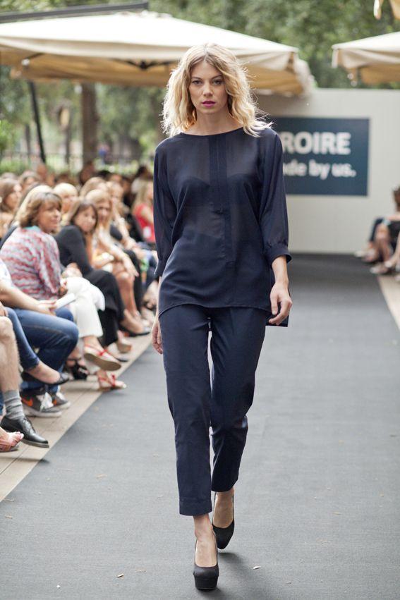 Croire .made by us.  Sfilata 04 luglio 2013  Outfit eleganti e dinamici, adatti per il giorno e per la sera  PH. Flavia Cortonicchi  #fashion #women #croire