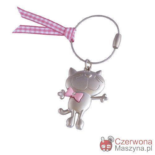 Breloczek Gift Company Kot - CzerwonaMaszyna.pl