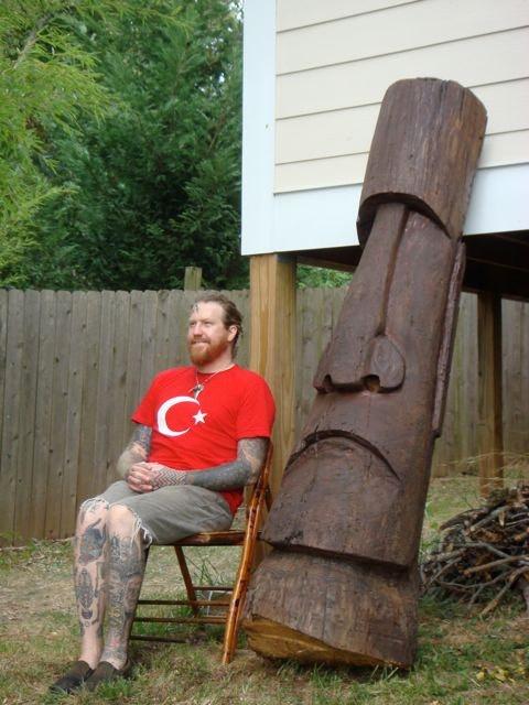 Image gallery moai tiki