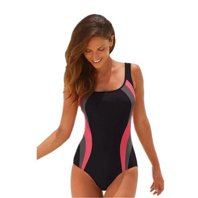 Ariel Sarah Brand 2017 Hot Solid Swimsuit Swimwear Women One Piece Swimsuit Sexy Monokini Maillot De Bain Femme Bodysuit Q051