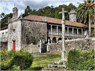 Pazo de Trasariz en Vimianzo, Galicia, ES (Coruña) / Flickr