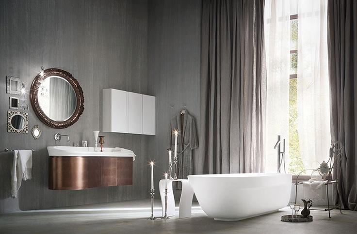 150 best arredo bagno design images on pinterest modern for Self arredo bagno