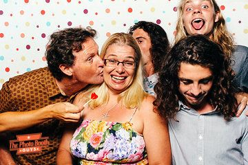 Photo from Tiff & Tobs collection by The Photo Booth Guys