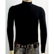 Camisa Termica Segunda Pele Manga Longa Gola Alta Ou Redonda