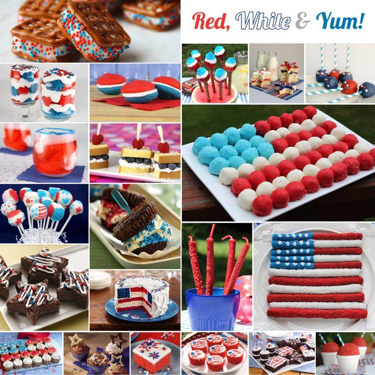 fun memorial day desserts