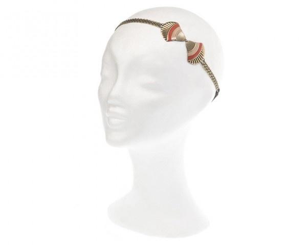 Headband créateur Virginie Mahé