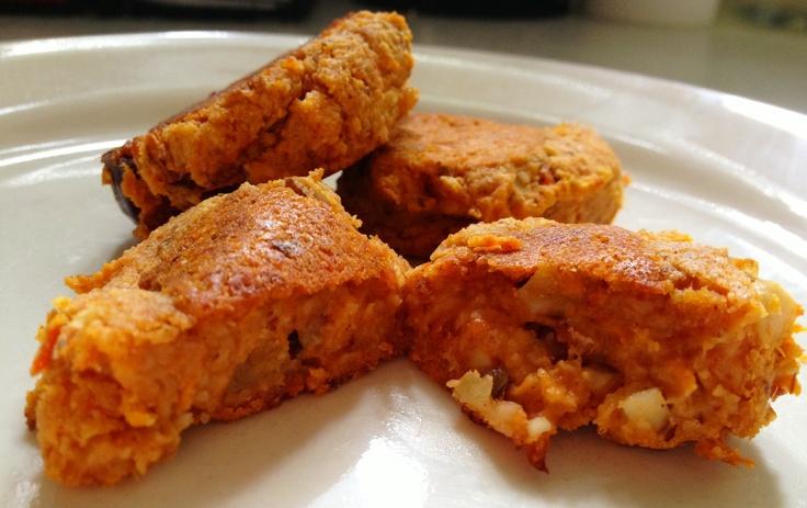 Japanese Sweet Potato Cakes Recipe